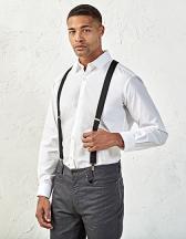 Clip On Trousers Braces / Suspenders