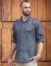 Chef Shirt Jeans-Style
