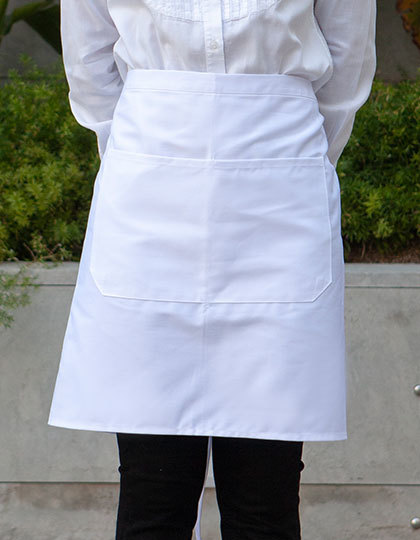 Baker`s Apron with Pocket